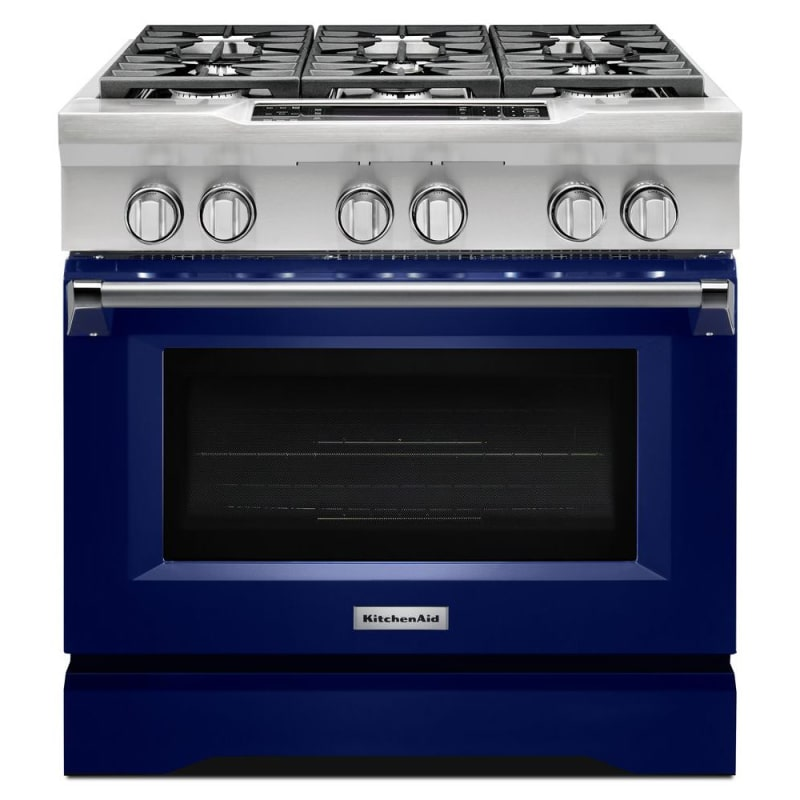 Kitchenaid gas range usa - Kitchenaid inch dual fuel range ...