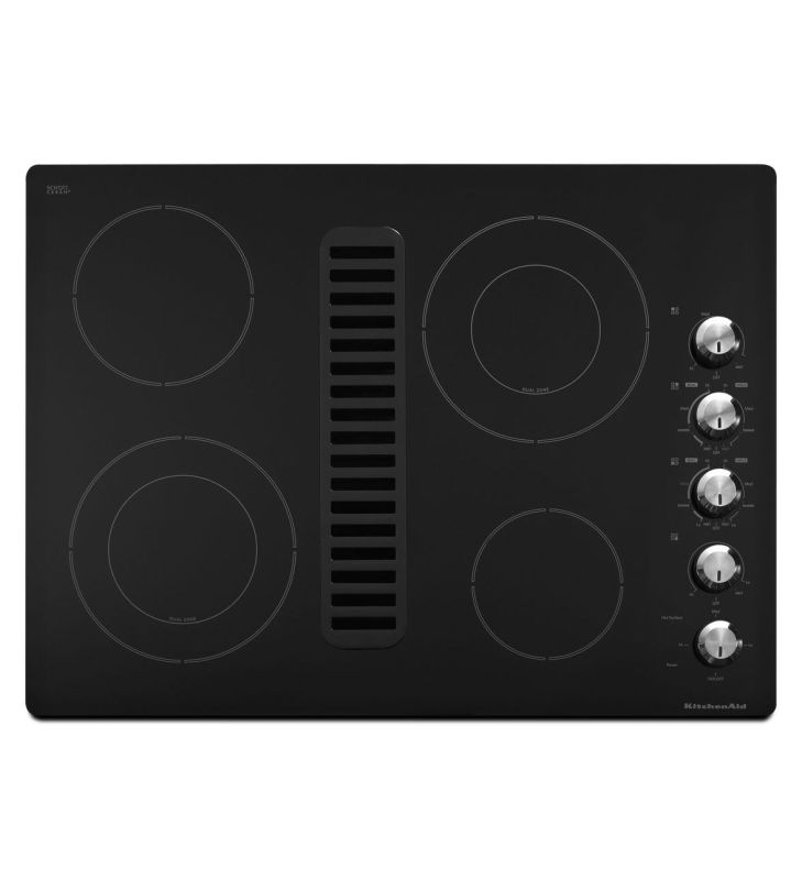 30 Inch Downdraft Electric Cooktop ~ Downdraft cooktops usa
