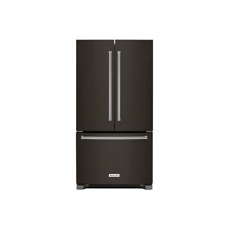 Black Stainless Fridge Usa