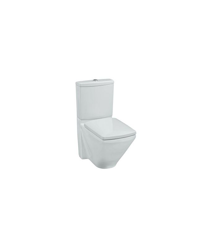 Kohler K 3588 0 White Escale Two Piece Elongated Toilet With Seat FaucetDir