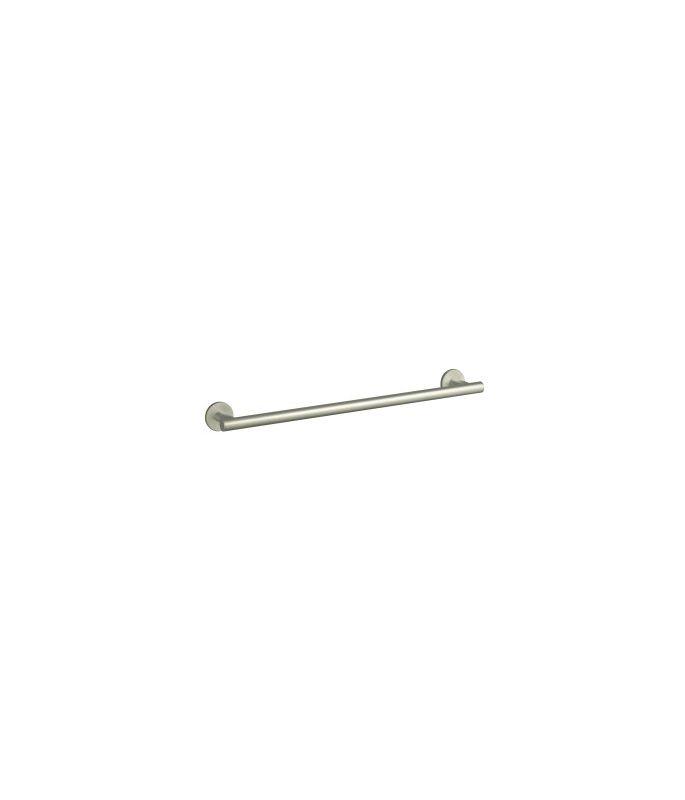 Kohler Pedestal Sink Towel Bar : Kohler K-14450-BN Brushed Nickel Stillness 18
