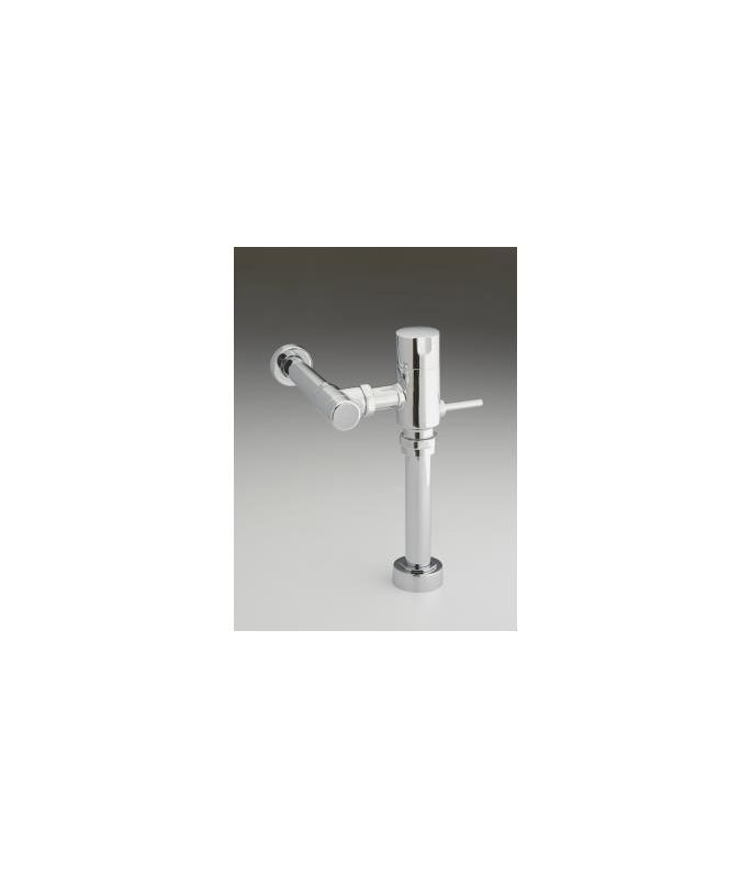 ... Chrome Commercial 1.6 GPF Manual Toilet Flush Valve - FaucetDirect.com