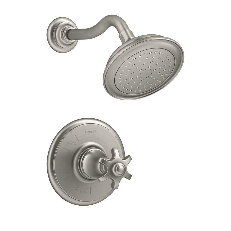 Kohler K T72767 3m Shower 2bz Oil Rubbed Bronze 2bz