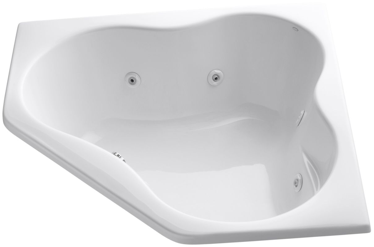 Kohler K1154hc Proflex Collection 54 Drop In Jetted