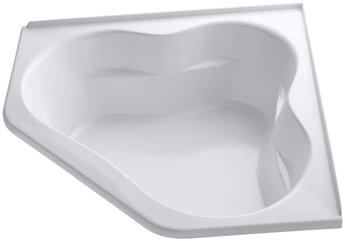 Kohler Corner Toilet : Kohler K-1160-GF-0 White Tercet Collection 60