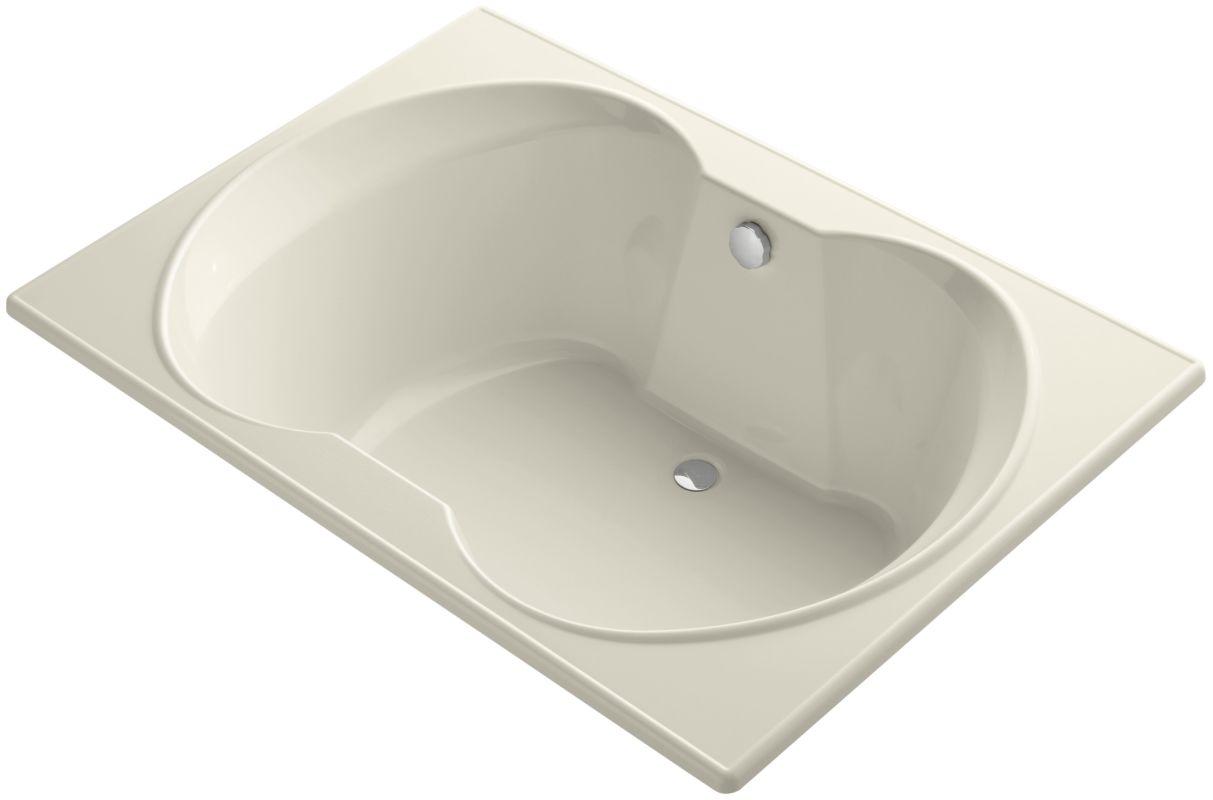 Kohler K1227 Overture Collection 60 Drop In Soaking Bath