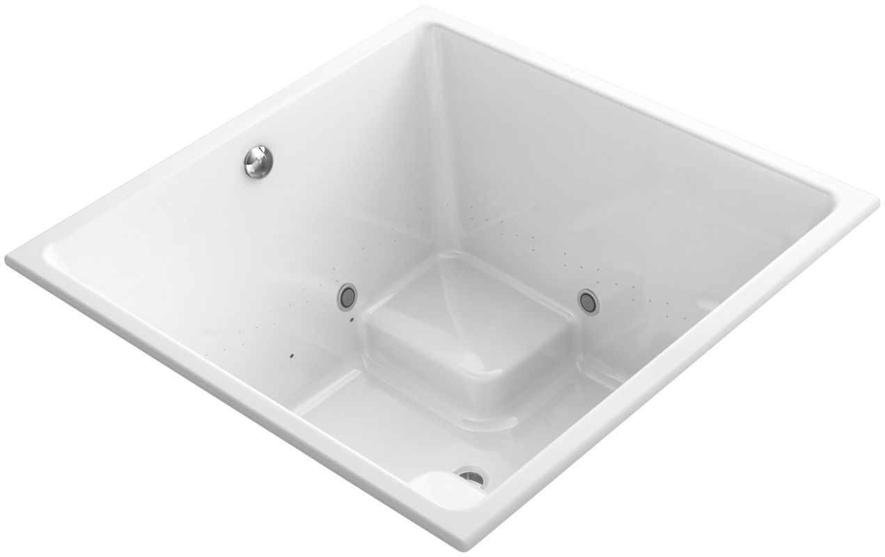 Kohler Corner Toilet : Kohler K-1969-GCR-0 White Underscore 48