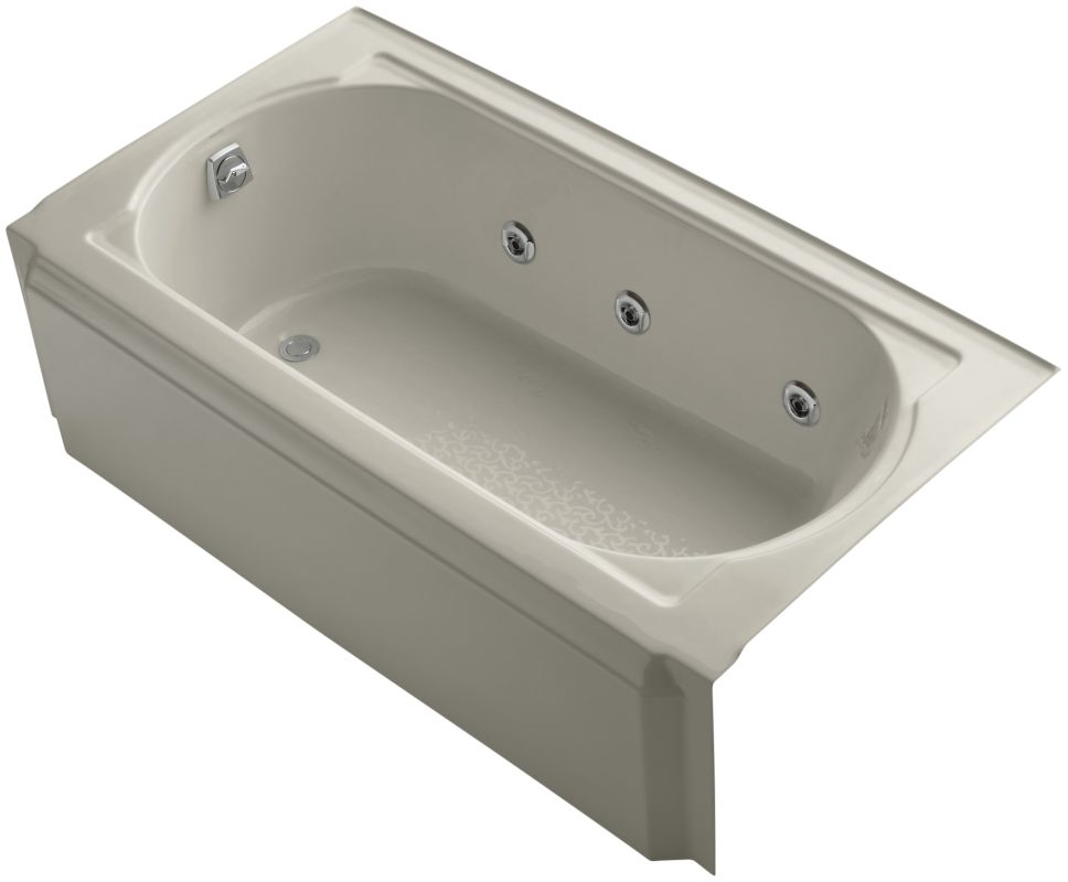 Kohler K 723 H2 47 Almond Memoirs Collection 60 Quot Three