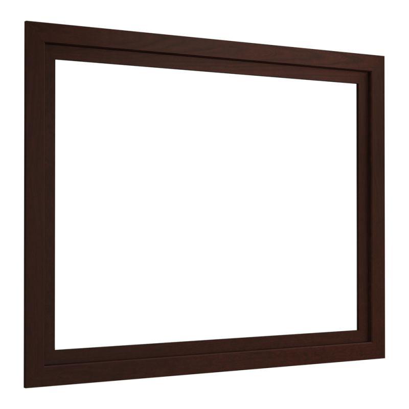 Kohler k 99663 40 1wg cherry tweed poplin wood frame for k for Wood frame medicine cabinet