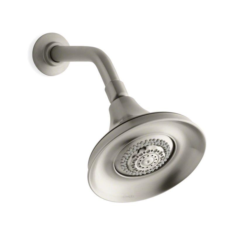 Kohler K10240 Transitional Three Function Shower Head Only ...