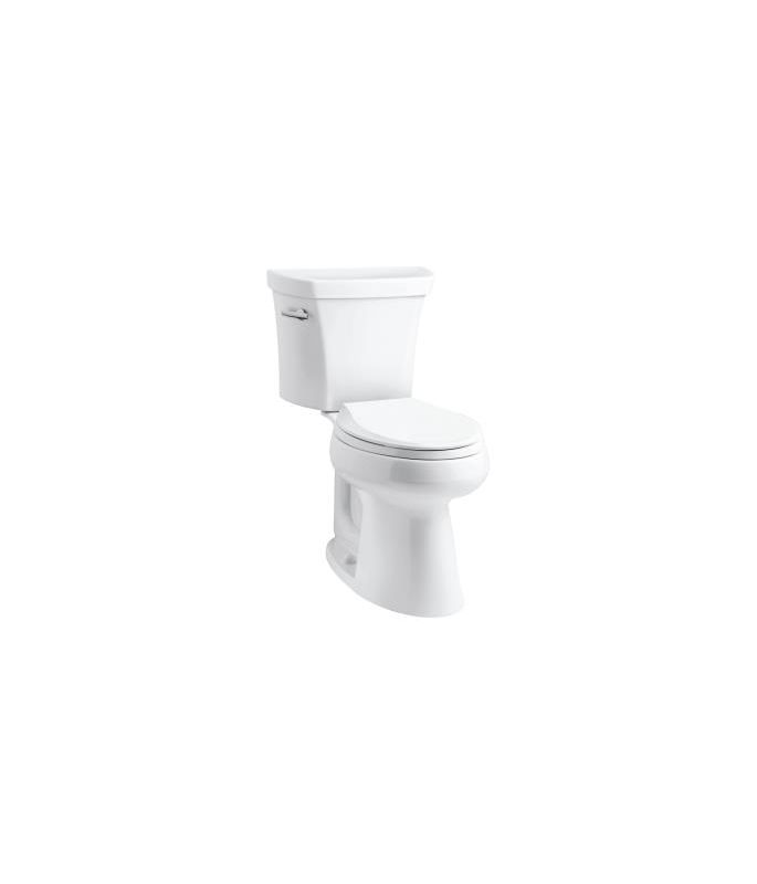 Kohler K 3979 0 White Highline Comfort Height 1 6 Gpf