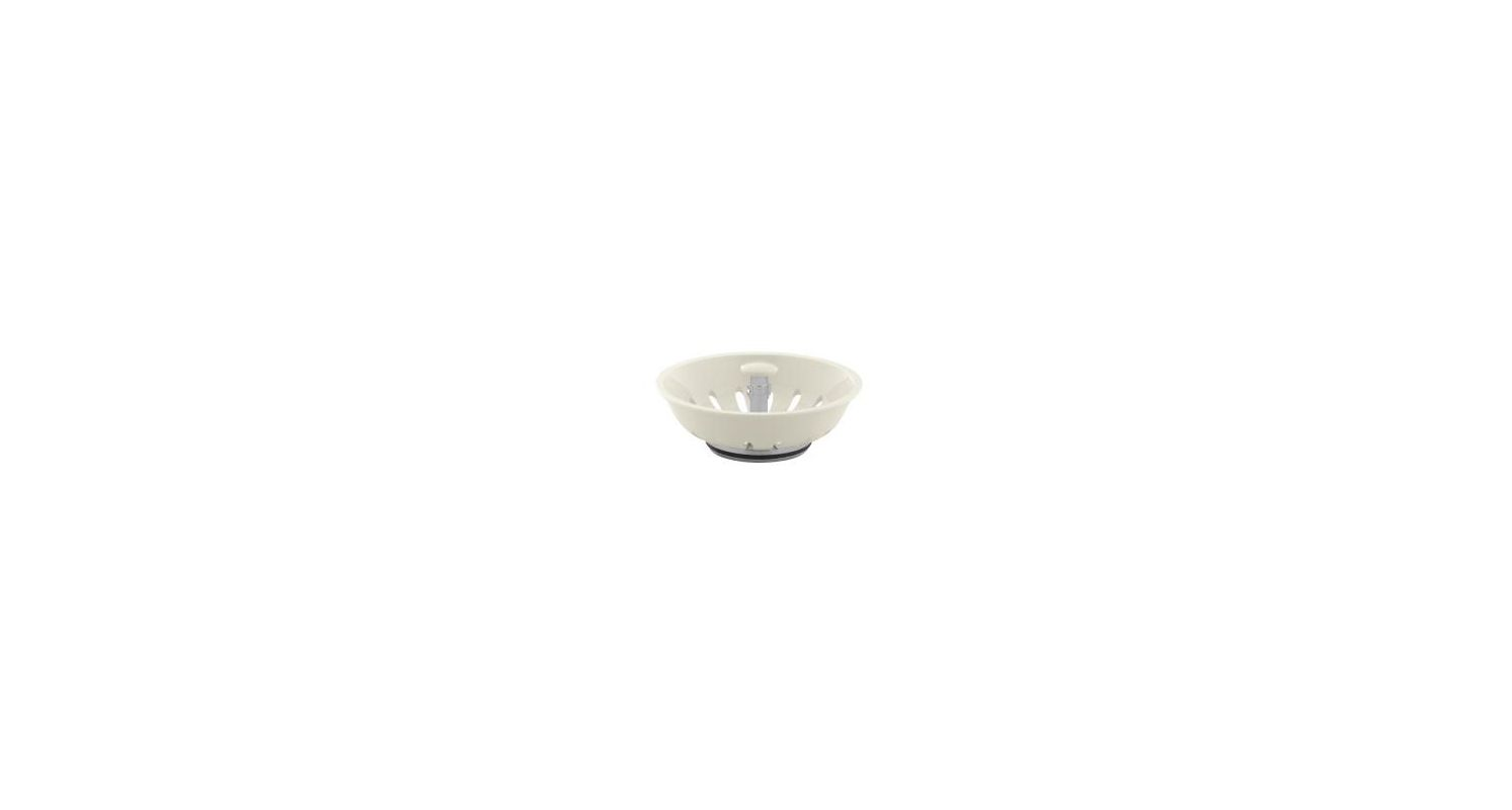 Kohler K-8803 Basket Strainer (Basket Only) from Duostrainer Series Almond Accessory