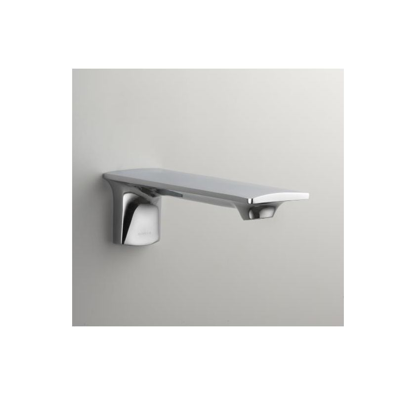 Kohler K 14795 Cp Polished Chrome Wall Mount Tub Spout From The Stance Collection