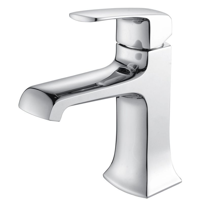 Faucet Direct : ... 15201CH Chrome Decorum Single Hole Bathroom Faucet - FaucetDirect.com