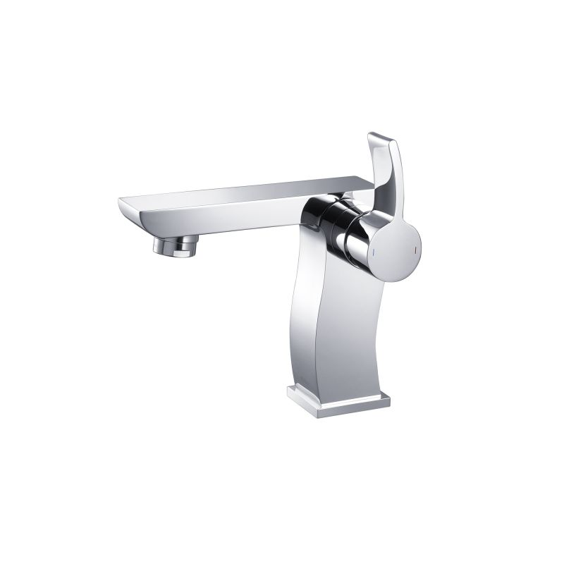 Faucet Direct : ... -14601CH Chrome Sonus Single Hole Bathroom Faucet - FaucetDirect.com