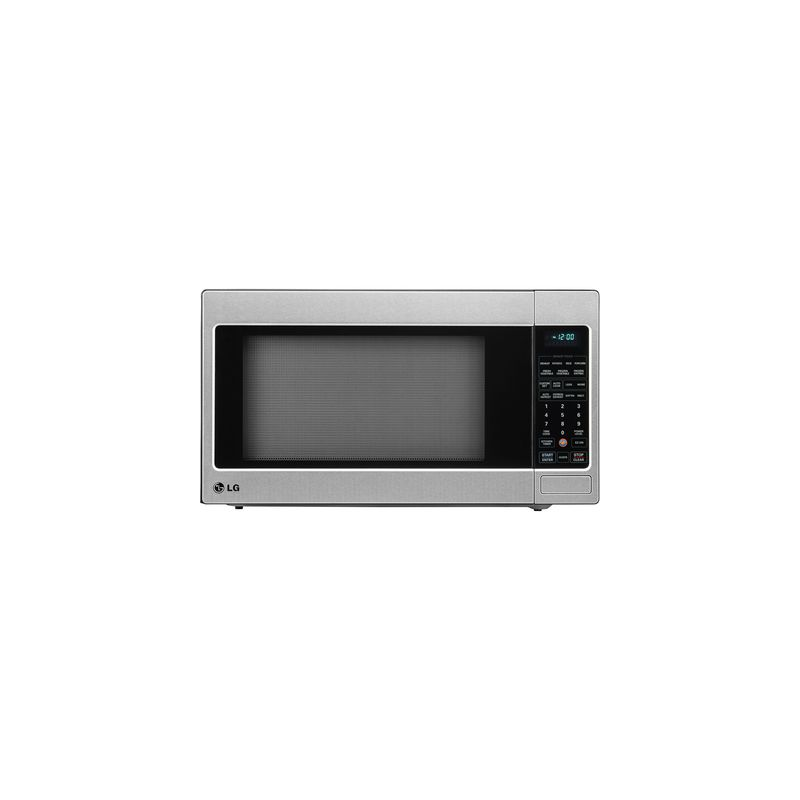 LG LCRT2010ST 2.0 Cu. Ft. Countertop Microwave Oven with ...