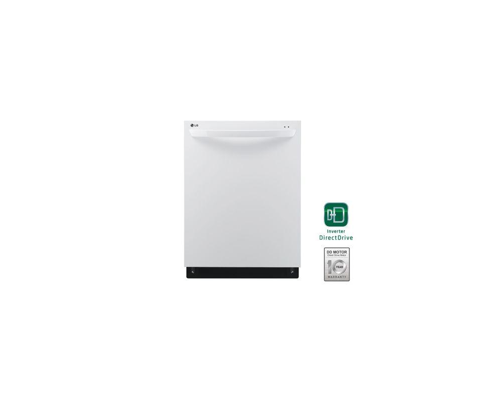 User manual LG inverter direct drive dishwasher
