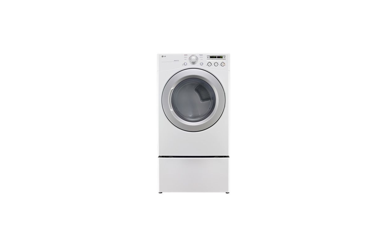 Lg Dle3050 73 Cu Ft Ultra Large Capacity Dryer With Sensor