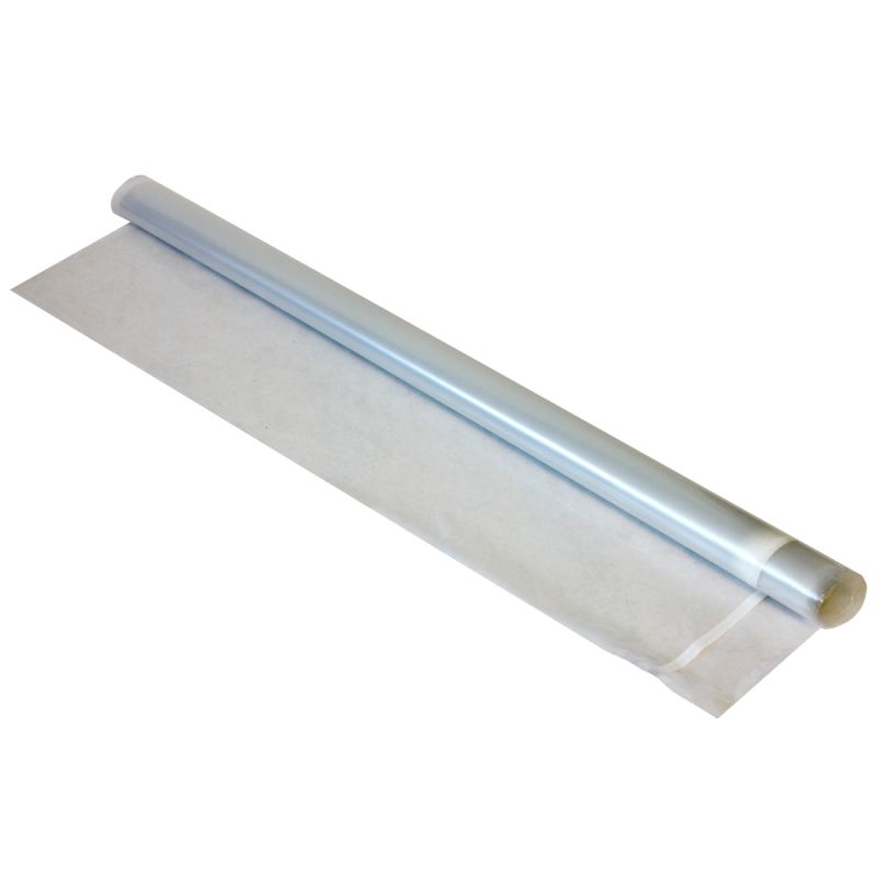 Miseno MFLR-GA60240MB Polyethylene Moisture Barrier Film (150 sq ft) Opaque Flooring Underlayment