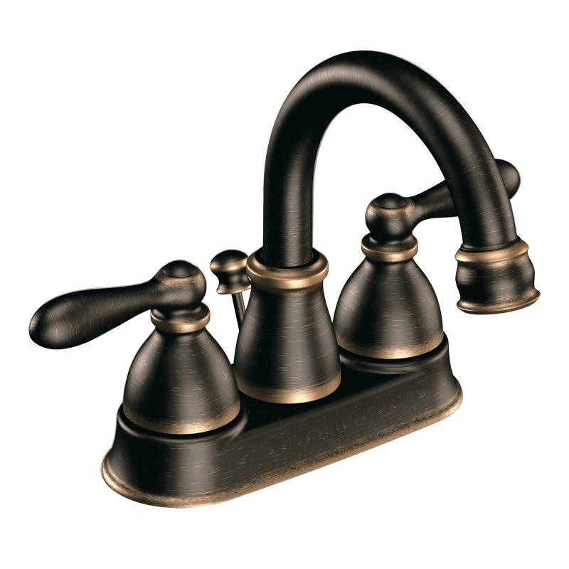 moen ca84667 chrome double handle centerset bathroom