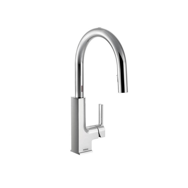 Tightening Handle Kitchen Faucet Moen Lindley Kitchen Design Ideas