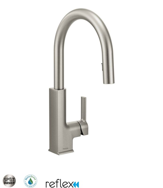 Price Of Moen Kitchen Faucet Srs