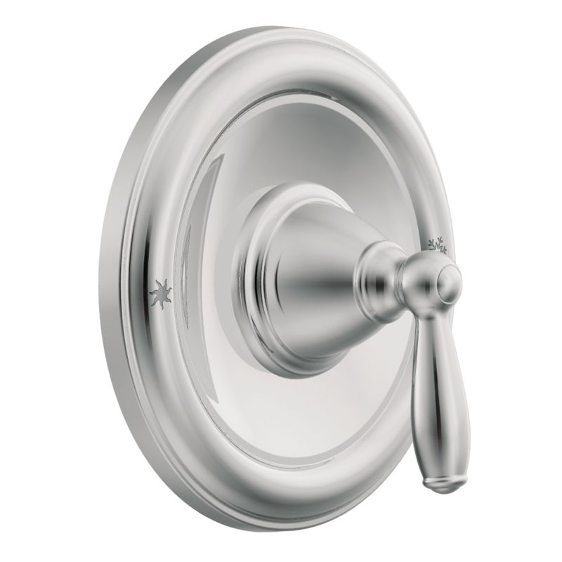 Moen T62151 Chrome Single Handle Posi Temp Pressure Balanced Valve Trim Only From The Brantford