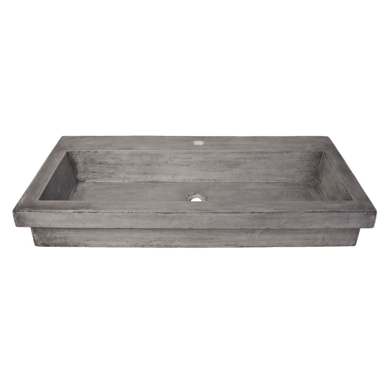 Base Laundry Trough : Native Trails NSL3619-A Ash Trough 36