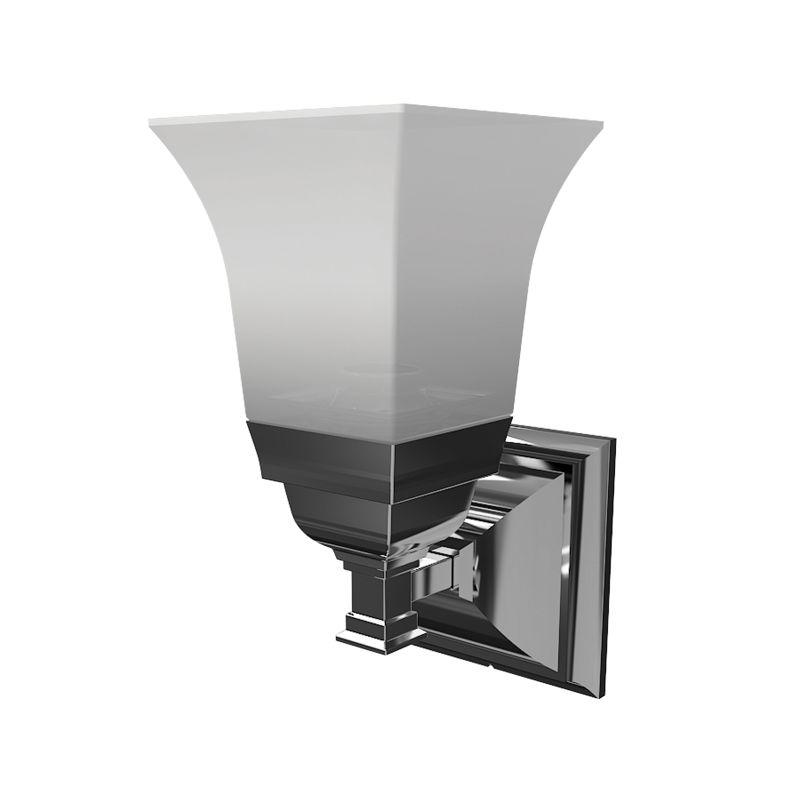 Newport brass 19 51sc 26 polished chrome cube 2 single for Newport bathroom fixtures