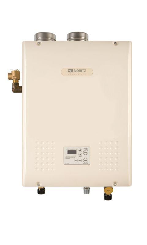 noritz nh150dvng 150000 btu hydronic boiler indoor natural gas on demand tank natural gas. Black Bedroom Furniture Sets. Home Design Ideas