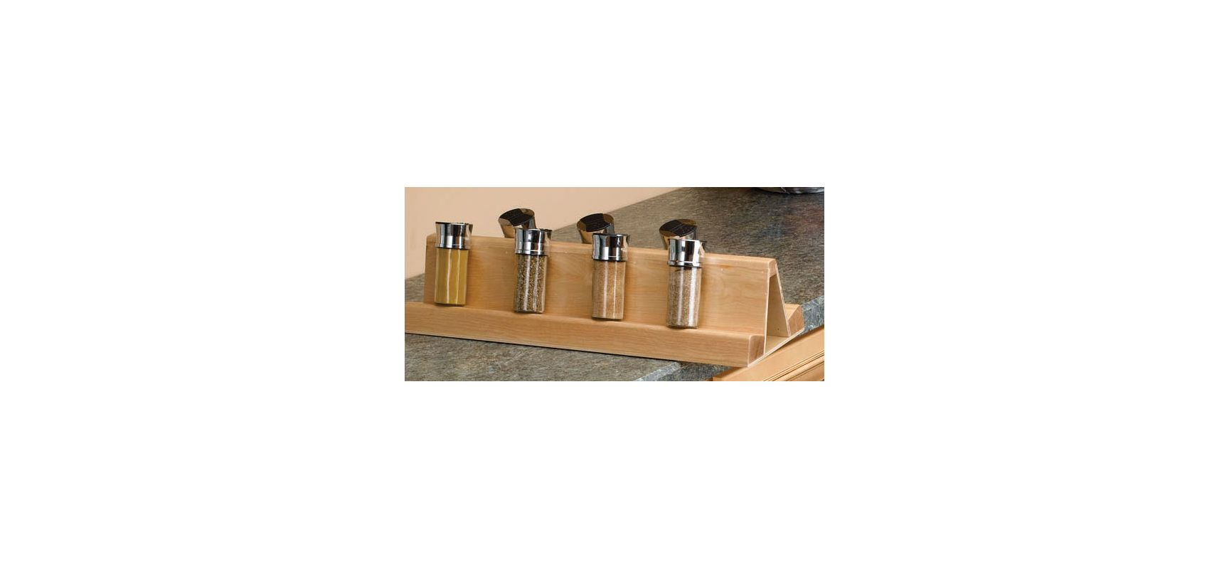 Rev-A-Shelf 448-SR11-1 Spice Rack For 448-BC-11C Natural