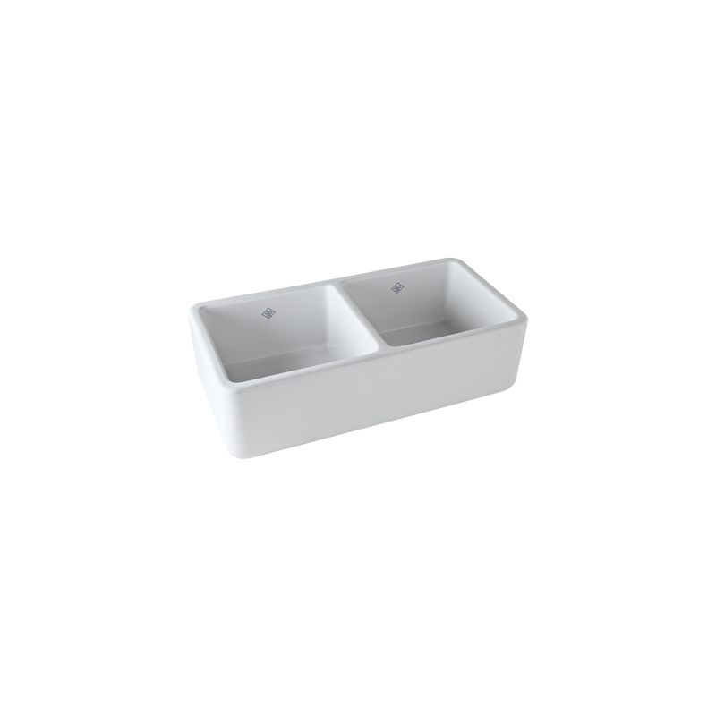 Rohl Farmhouse Sink : ... Farmhouse Kitchen Sink from the Shaws Original Series - FaucetDirect