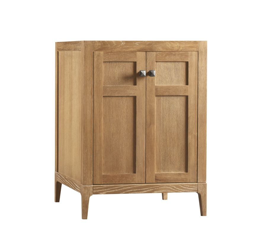 Bathroom. Ronbow 3 Briella 24 Hardwood Vanity Cabinet Only With