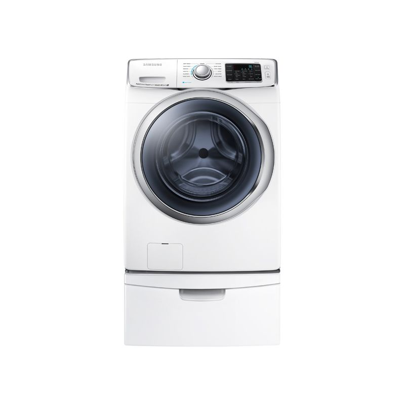 samsung powerfoam vrt top load washer manual