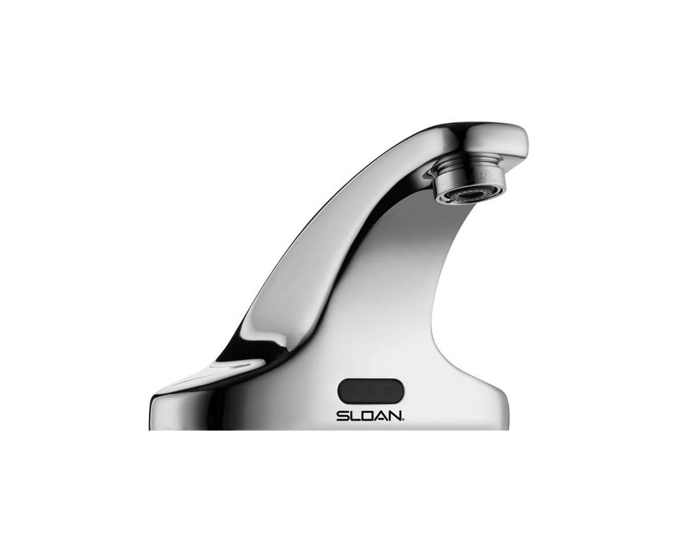 Sloan Commercial Automatic Faucets Video Search Engine