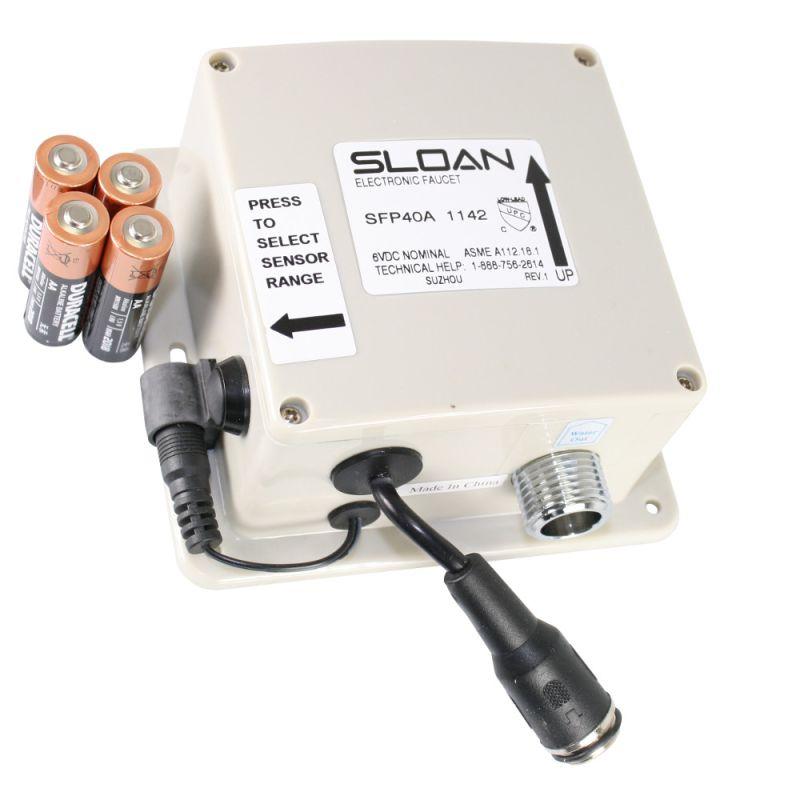 Bathroom medicine cabinets with mirrors - Sloan 0362040 N A 6 Pin Sensor Control Module