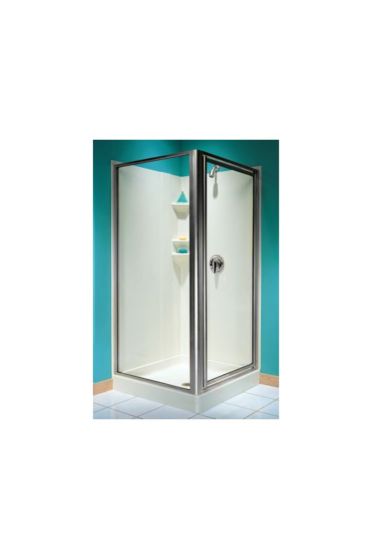 Obscure glass shower doors for 36dtf shower floors faucetdirect com