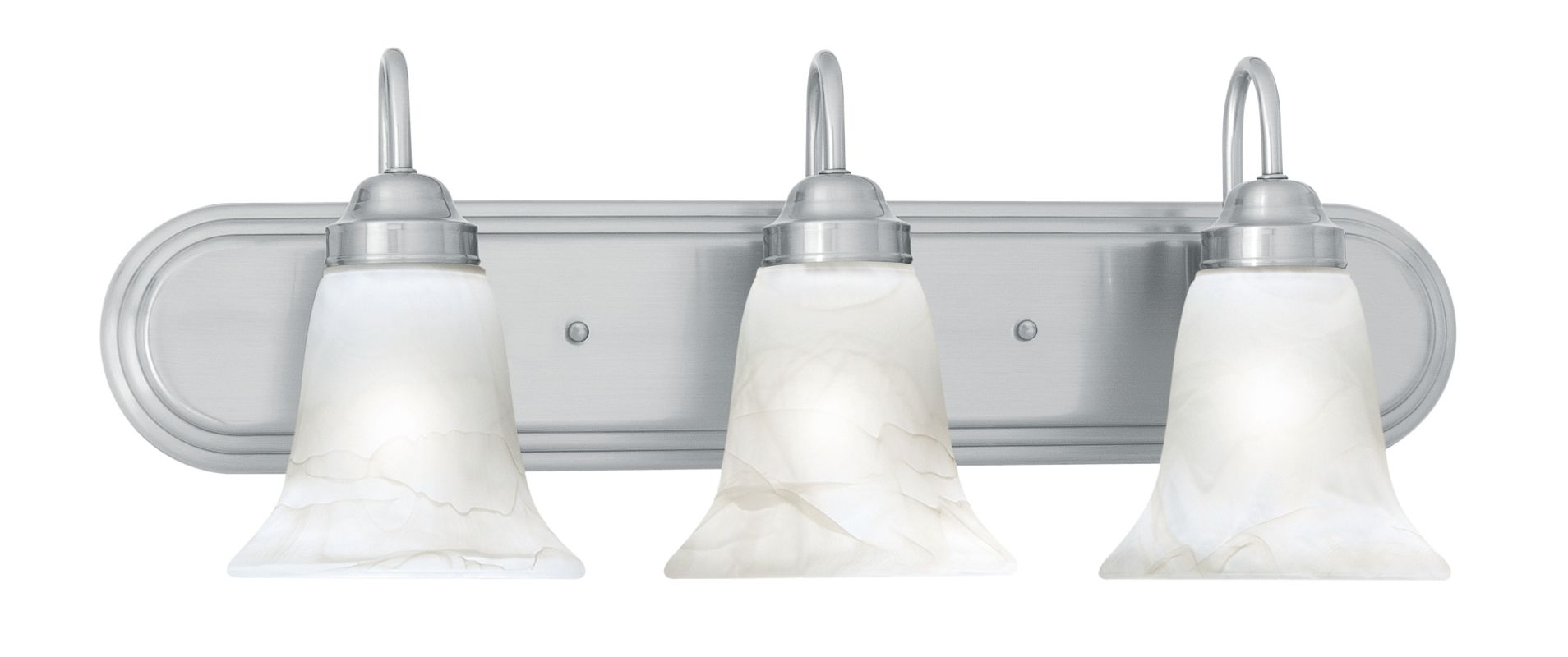 Hinkley Lighting 5923br 3 Light 24 Wide Bathroom Fixture From The Daphne Collection Brushed Bronze