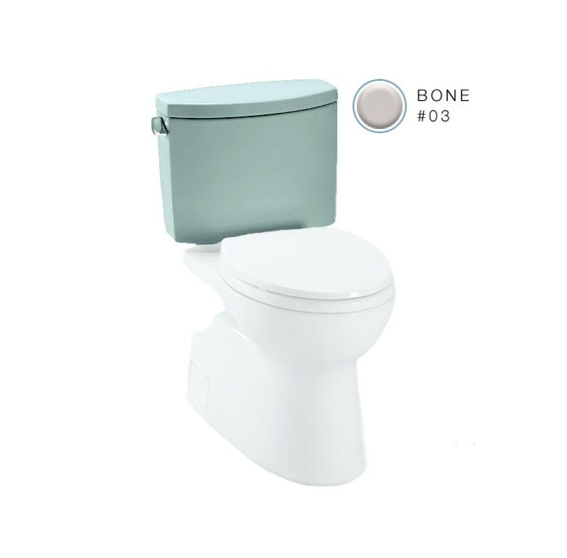 American Standard 4339216 H2option Dual Flush Toilet Tank