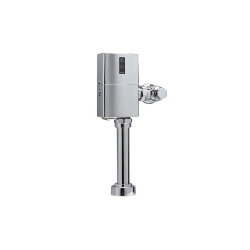 Toto Tet1gnn Brushed Nickel 1 6 Gpf Top Spud Flushometer