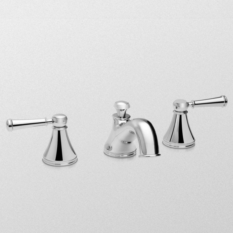 Delta Faucet R2910 Mixlf Commercial Mechanical Mixing: Toto TL220DD1#PN Polished Nickel Vivian Double Handle