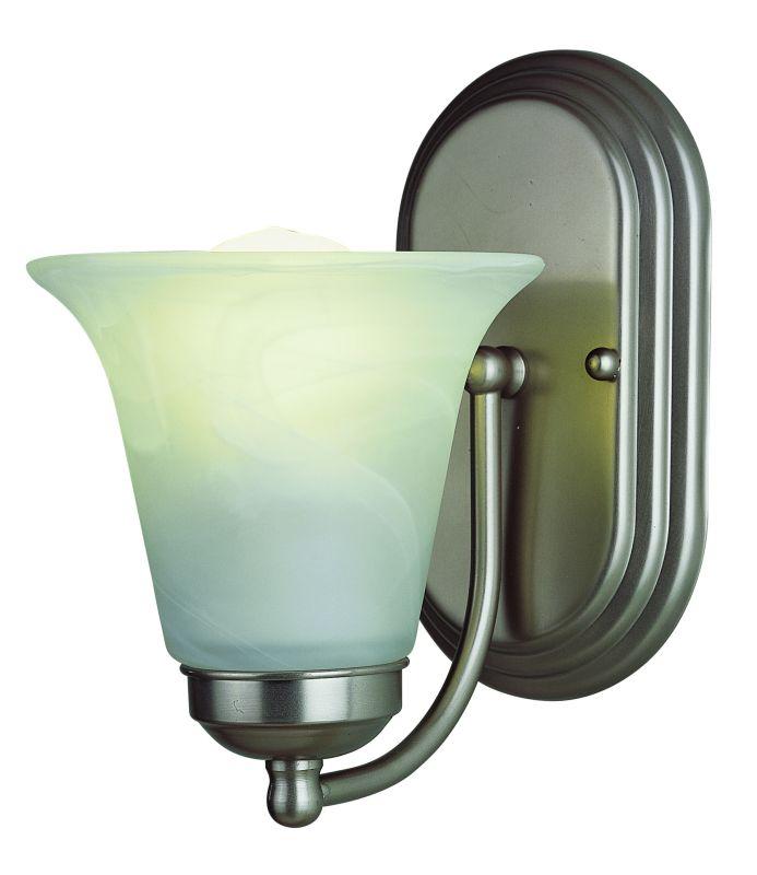 Wall Sconces Usa : Bathroom Wall Sconce Single Light - USA