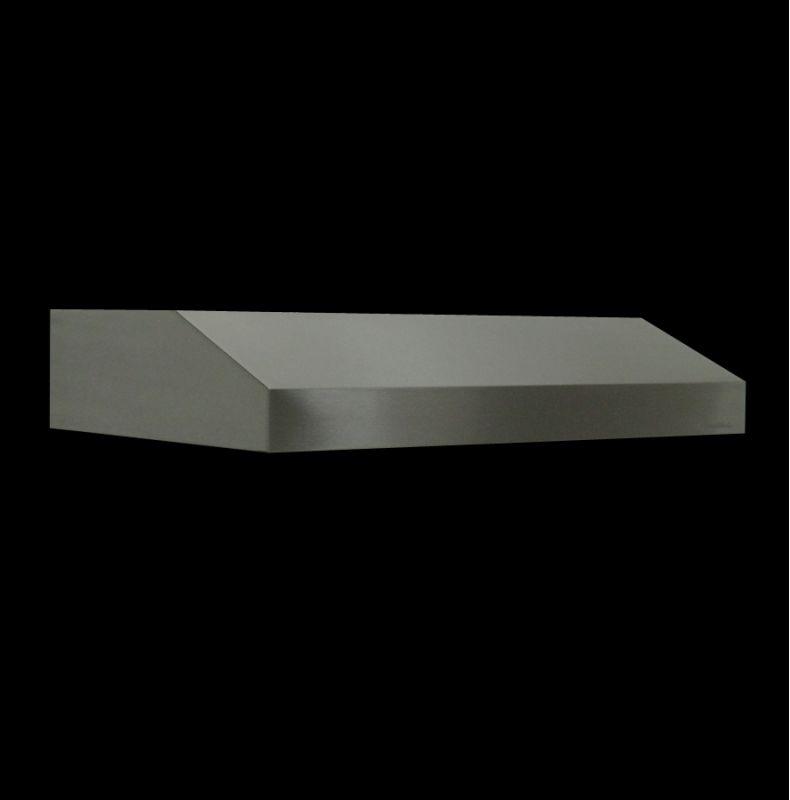 Vent-A-Hood PRH6-K30 30 Inch 250 CFM Under Cabinet Range Hood with Light Stainless Steel Range Hood