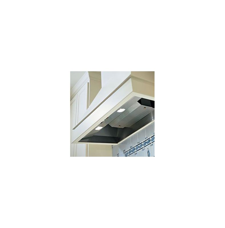 Vent-A-Hood BH240SLD 42 Inch BHSLD 600 CFM Wall Mounted Liner Insert with Dual B Stainless Steel Range Hood