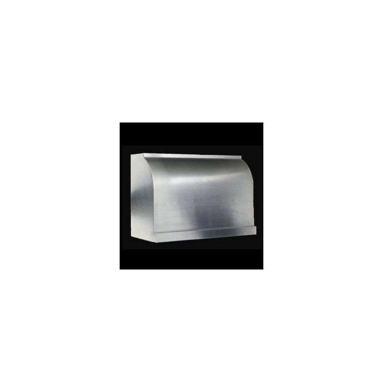 Vent-A-Hood CXH30-354 900 CFM 54 Wall Mounted Range Hood with Halogen Lights an Stainless Steel Range Hood