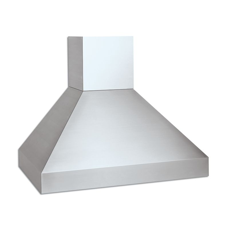 Vent-A-Hood EPITH18-466 1100 CFM 66 Island Mounted Range Hood with Halogen Ligh Stainless Steel Range Hood