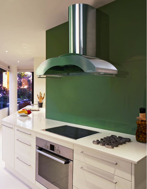 Vent-A-Hood GTH-K36 36 250 CFM Wall Mounted Range Hood with K Series Blower and Stainless Steel Range Hood