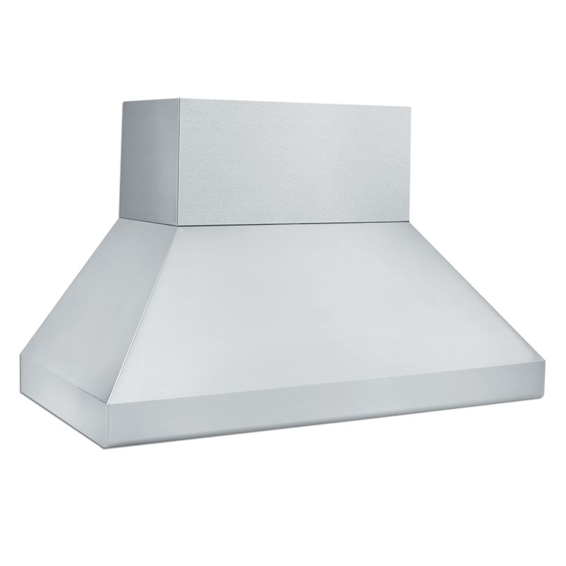 Vent-A-Hood NEPTH18-360 900 CFM 60 Euro-Style Wall Mounted Range Hood with Dual Stainless Steel Range Hood