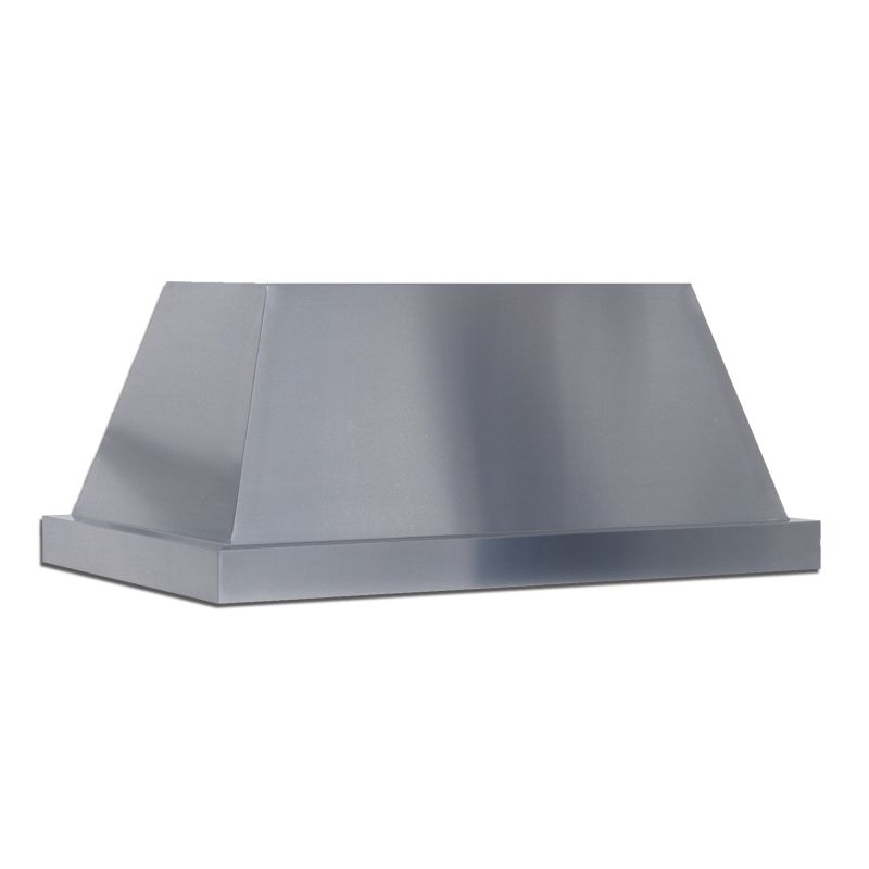 Vent-A-Hood PYH30-248 550 CFM 48 Island Mounted Range Hood with Halogen Lights Stainless Steel Range Hood