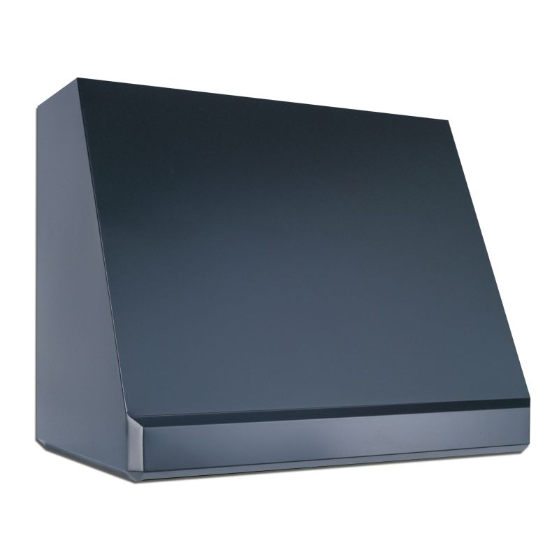 Vent-A-Hood SLH30-448 1200 CFM 48 Wall Mounted Range Hood with Halogen Lights a Black Range Hood
